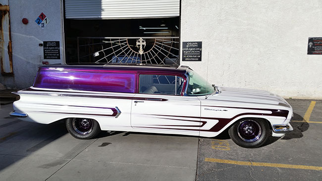 Counts Kustoms Car Hauler Www Pixshark Com Images