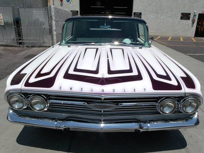 1960 Sedan Delivery By Count S Kustoms