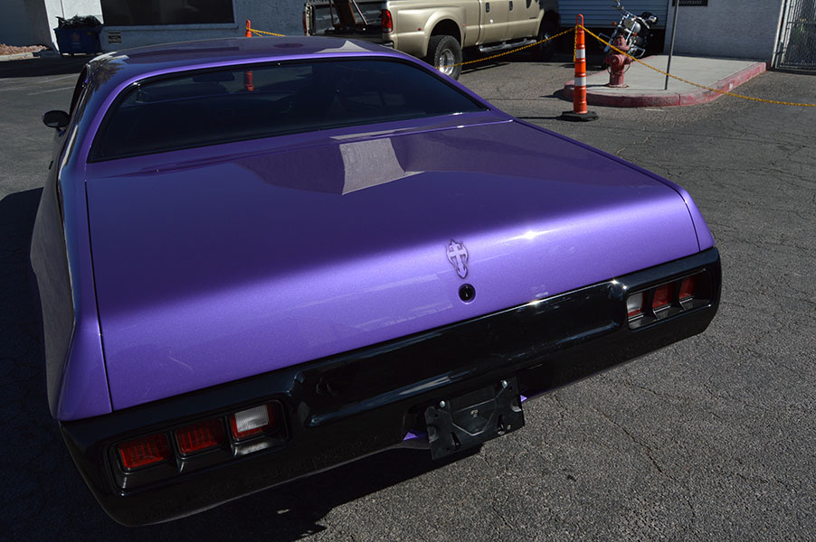 Count the Cars at Count's Kustoms Las Vegas - Counting Cars on the