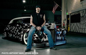Danny Koker of Counts Custom