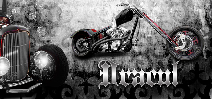 Counting Cars Custom Chopper